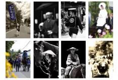 しなの追分馬子唄道中2012 photo by Karu Photo